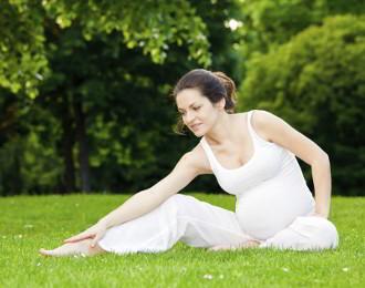 Sport in gravidanza? Si può fare