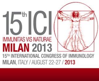logo congresso immunologia Milano