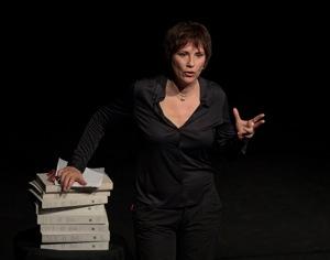 attrice teatrale Marina Senesi