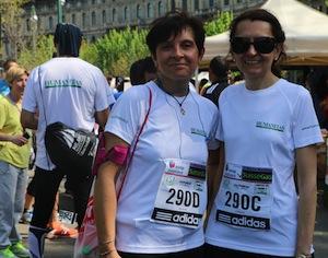 paziente Humanitas con prof. Lucini