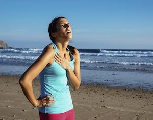 tiroide e problemi di respirazione