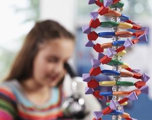 il DNA spiegato ai giovani
