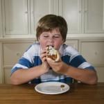 obesità infantile, colpa dell'alimentazione