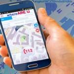 Where ARE U, l'app per le emergenze