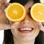 Lo sai che gli agrumi fanno bene agli occhi?