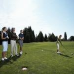 """""""Golf, anche senza lezioni è basso il rischio di traumi"""", vero o falso?"""