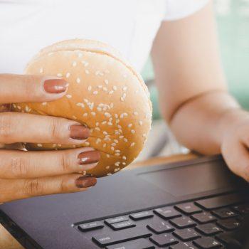 pausa pranzo fast food