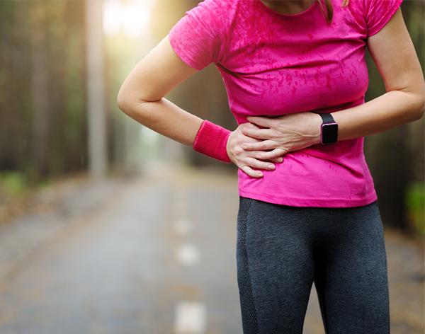 Perché nella corsa può comparire dolore al fianco e fegato? | Humanitas Salute