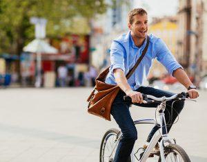 Lo sai che con la prostata ingrossata la bicicletta può non essere un divieto?