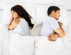 Lo sai che le disfunzioni sessuali sono causa di problemi di coppia?