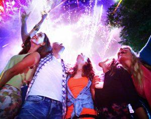 Cosa succede se respiri il fumo dei botti di Capodanno?
