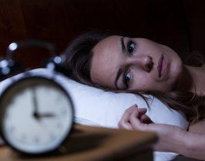 Lo sai che l'insonnia dopo i 40 anni può indicare pre-menopausa?