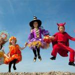 Maschere di carnevale, nessun limite alla fantasia dei bambini