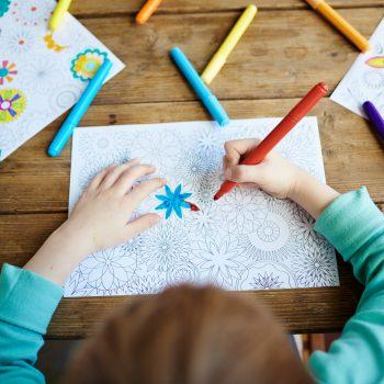 bambini inchiostro