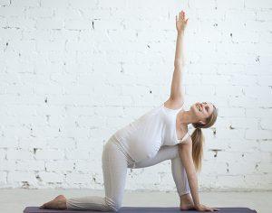 Depressione post parto, lo sai che l'esercizio fisico aiuta ad evitarla?