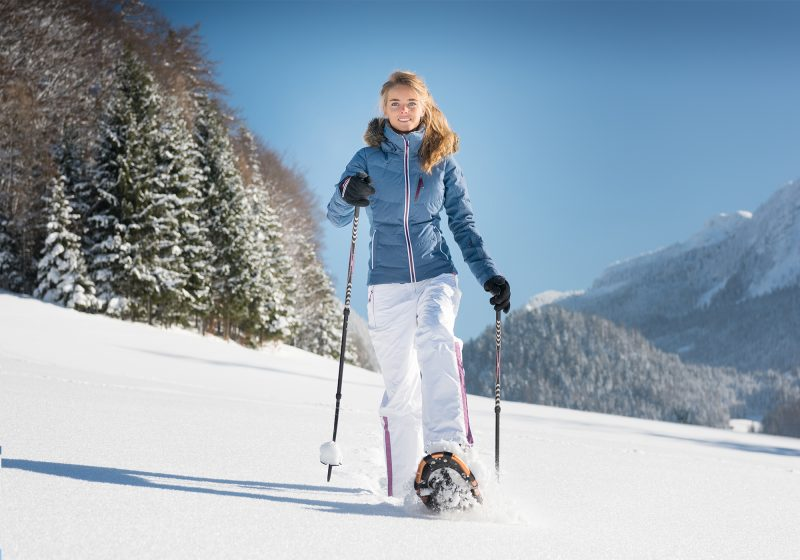"""""""Ciaspole, camminare sulla neve richiede preparazione"""", vero o falso?"""