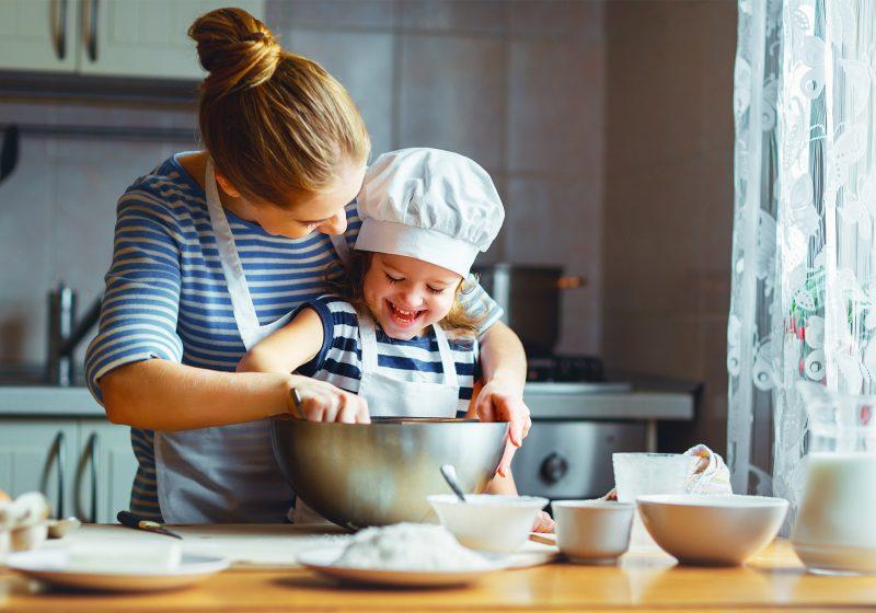 Lo sai che a vivere sani si impara da piccoli?