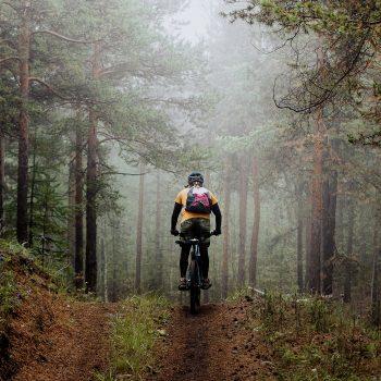 """""""Ciclismo, stare curvi sul manubrio fa male alla schiena"""", vero o falso?"""