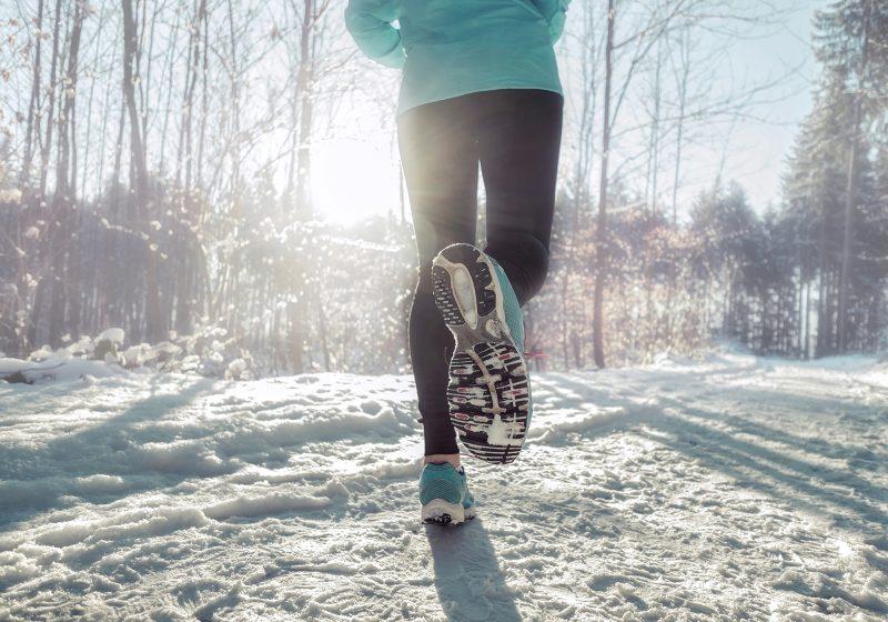 Corsa, ecco a cosa prestare attenzione in inverno