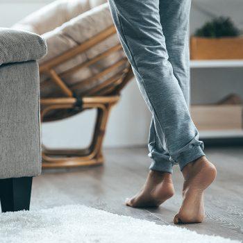 Perché il diabete colpisce i piedi?