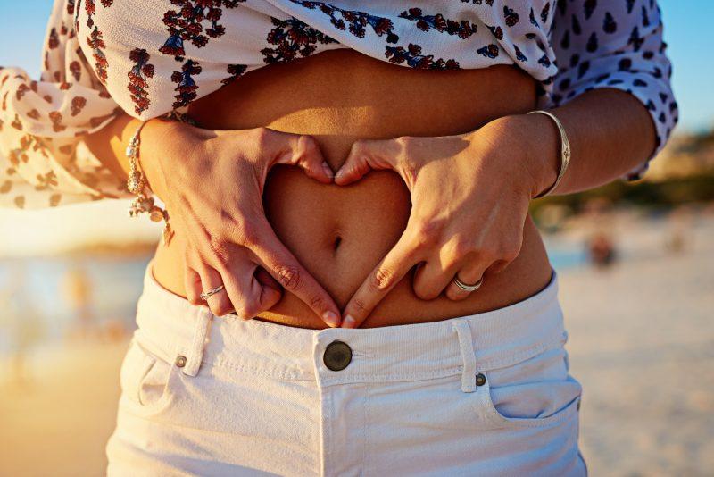 specchio del benessere: salute del microbiota e sintomatologia correlata