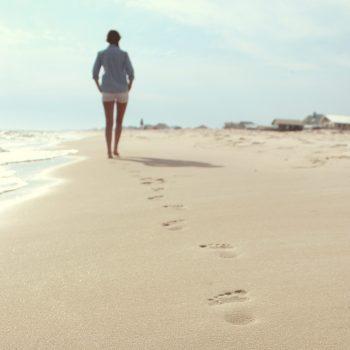 Vacanze, camminare aiuta a mantenersi in forma