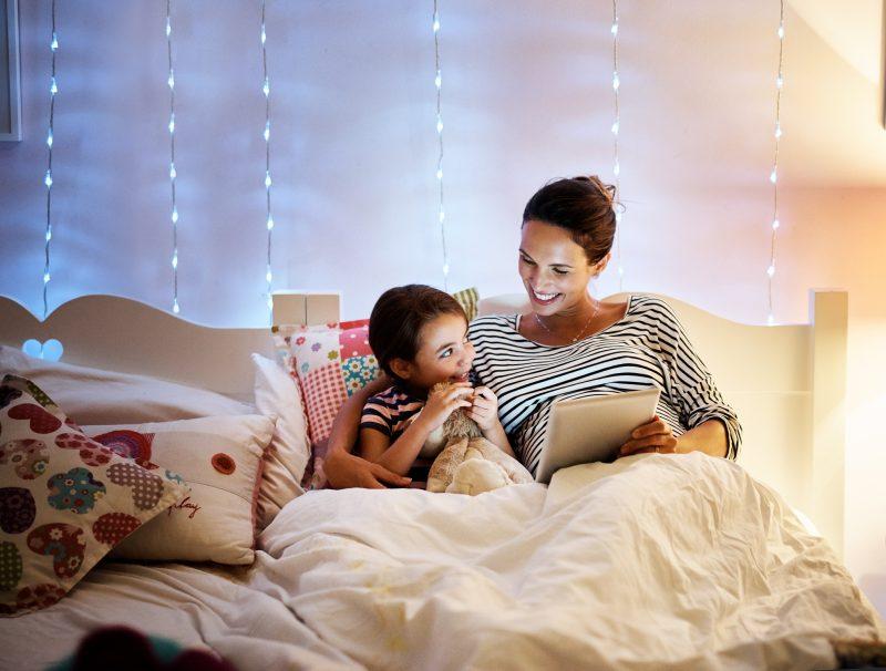bambini leggere