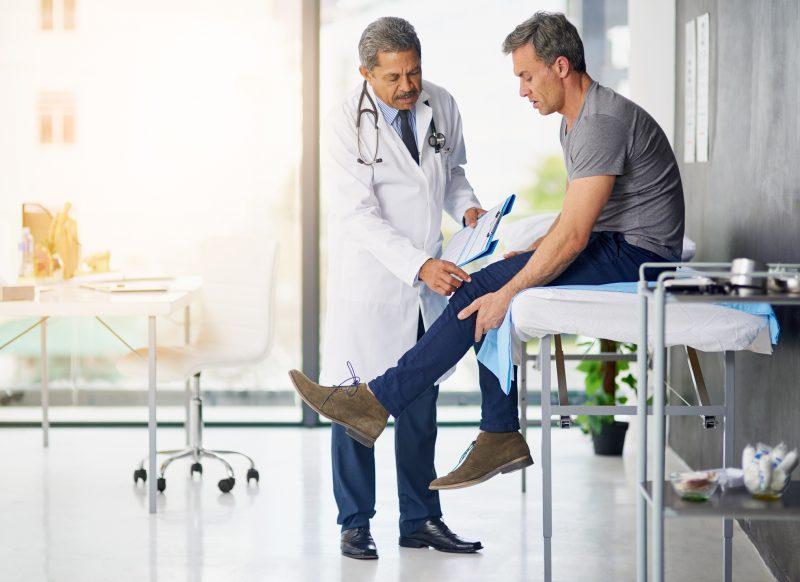 anca ginocchio ortopedia