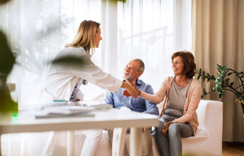 geriatra anziani depressione