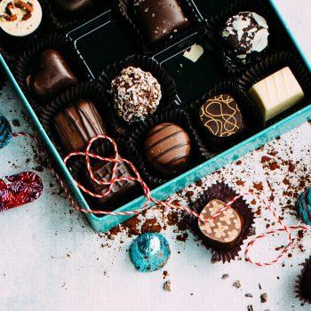 cioccolato cuore