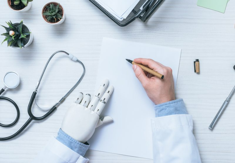 intelligenza artificiale sanitario