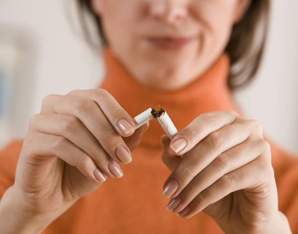 Se smettere di fumare e dopo riprendere