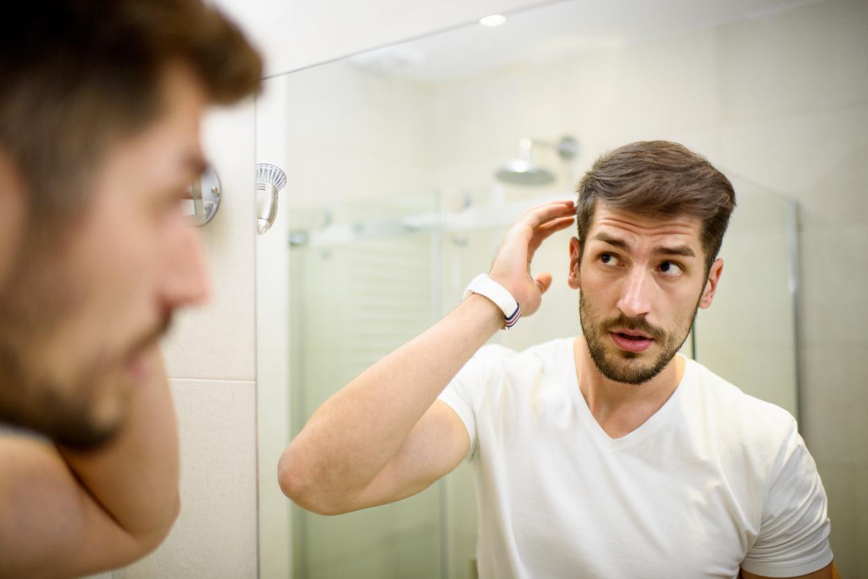 Caduta dei capelli negli uomini: quali sono le cause ...
